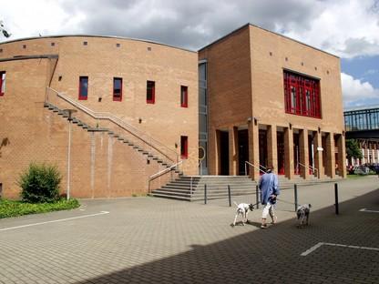 Kreistagsgebäude, Kreishaus Bergheim