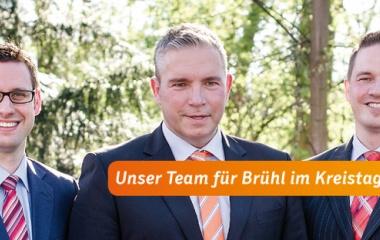 v.l. Thorsten Gerharz, Frank Klein und Gregor Golland