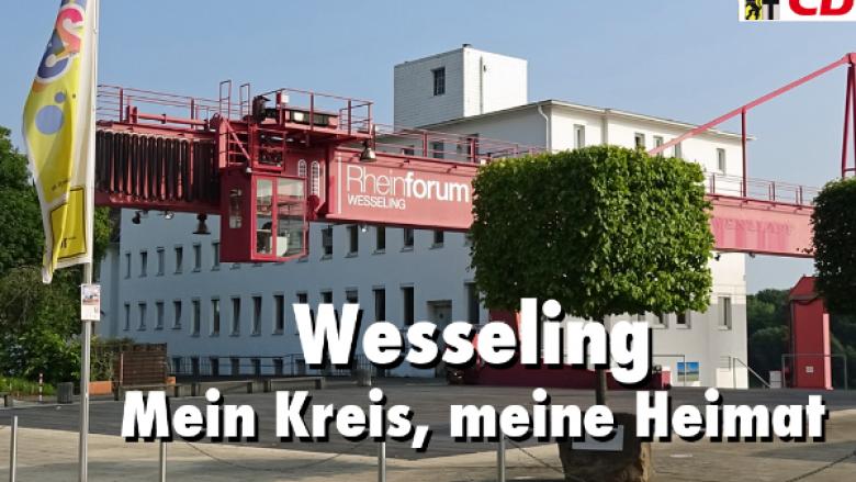 "Kreistagsmitglied Paul Hambach ""Wesseling - Mein Kreis, meine Heimat"""