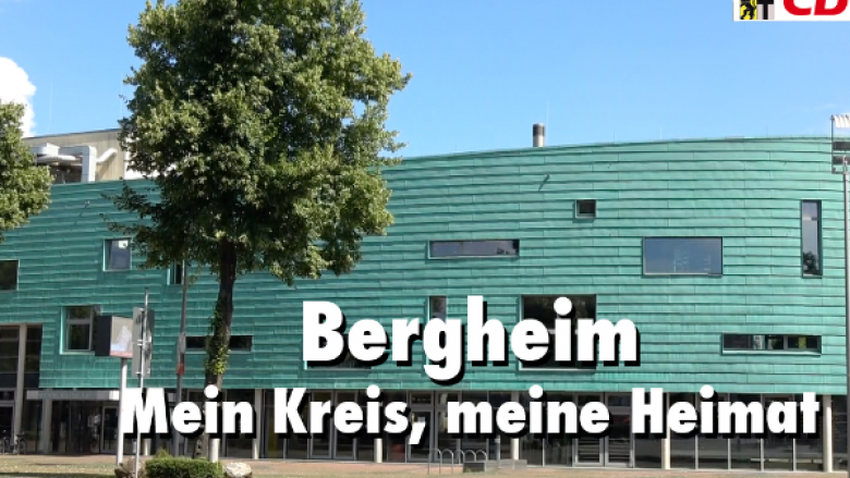 """Kreistagsmitglied Achim Hermes """"Bergheim - Mein Kreis, meine Heimat"""""""