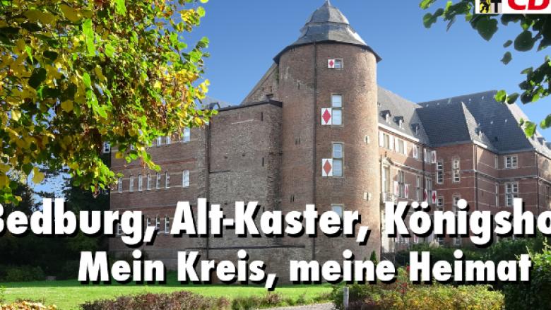 """Kreistagsmitglied Norbert Pleuss """"Bedburg - Mein Kreis, meine Heimat"""""""