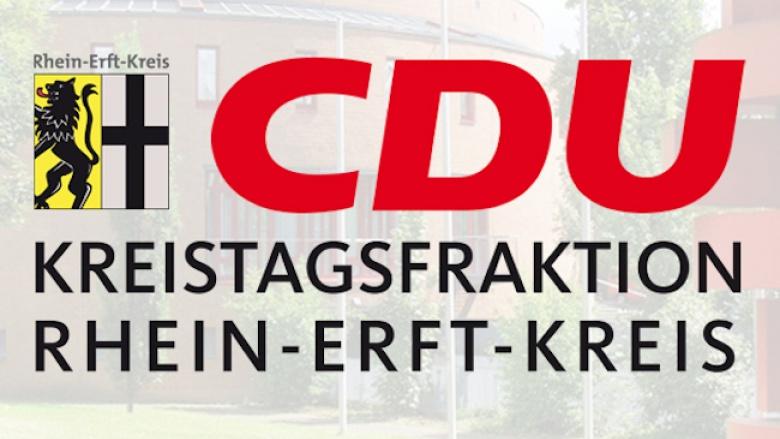 CDU-Fraktion Rhein-Erft-Kreis