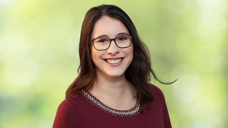 Romina Plonsker, stv. Fraktionsvorsitzende