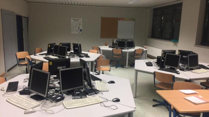 Arbeitskreis Schule tagte im Nell-Breuning Berufskolleg in Frechen