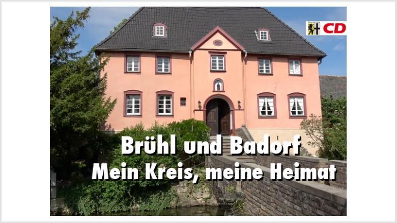 """Kreistagsmitglied Frank Klein """"Brühl - Mein Kreis, meine Heimat"""""""