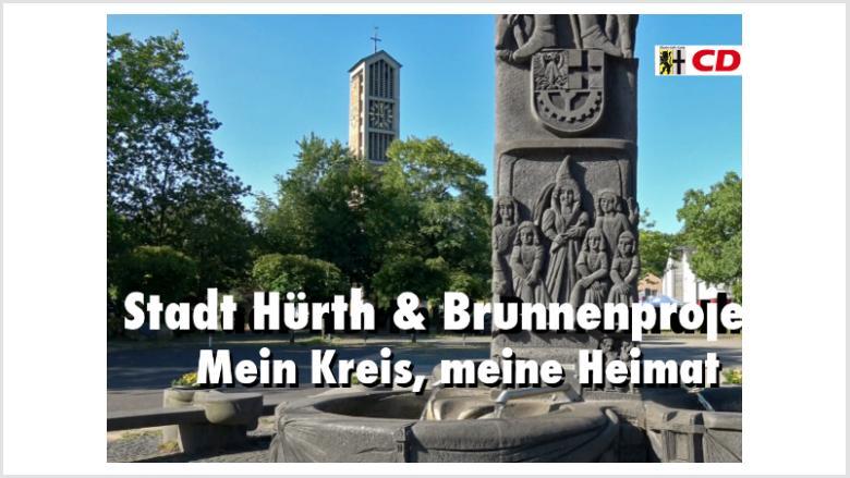 """Kreistagsmitglied Gerd Fabian """"Hürth - Mein Kreis, meine Heimat"""""""